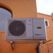 Pool Heat Pump – to extend the season and even in winter eficient!