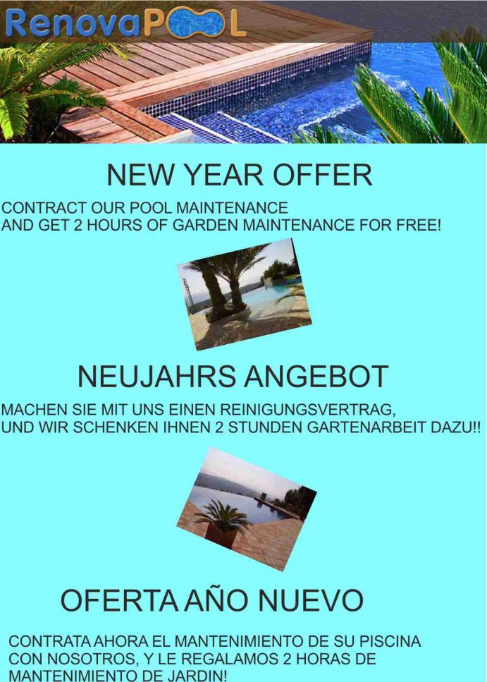 Special New Years offer!